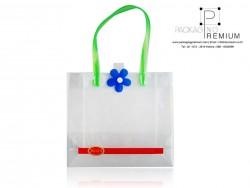 กระเป๋าพิมพ์สกรีน PVC