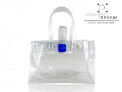กระเป๋าพลาสติก แบบถือ