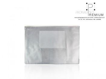 ซองซิปรูด PVC ขนาด A4 Real Asset