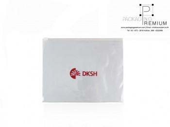 ซองซิปรูด PVC ขนาด A4 DKSH